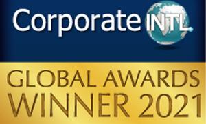 Corporate INTL Global Awards Winner 2021