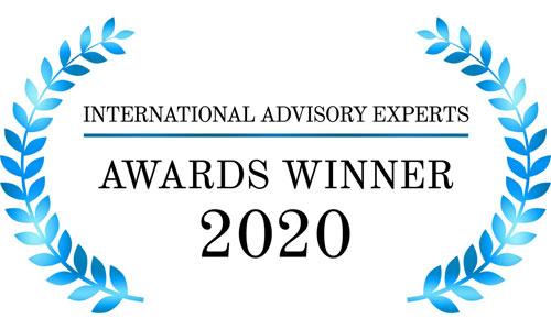 International Advisory Experts Award 2020