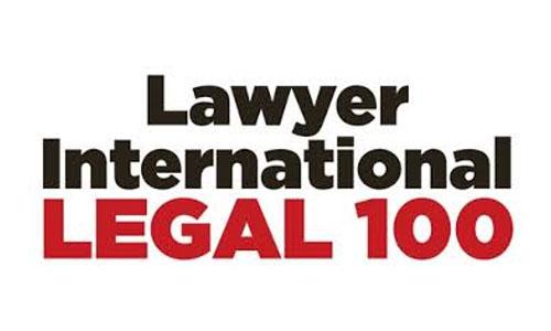 Legal 100 Lawyer International